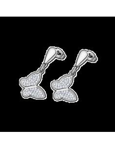 Chic Time | Boucles d'oreilles Lotus Style LS1782-4/1  | Prix : 21,00€