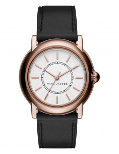 Chic Time | Montre Femme Marc by Marc Jacobs Courtney MJ1450 Noir  | Prix : 183,20 €