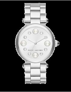 Chic Time | Montre Femme Marc Jacobs Dotty MJ3475 Argent  | Prix : 207,20€