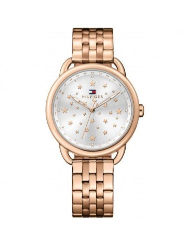 Chic Time | Montre Femme Tommy Hilfiger Lucy 1781738 Or Rose  | Prix : 179,00€