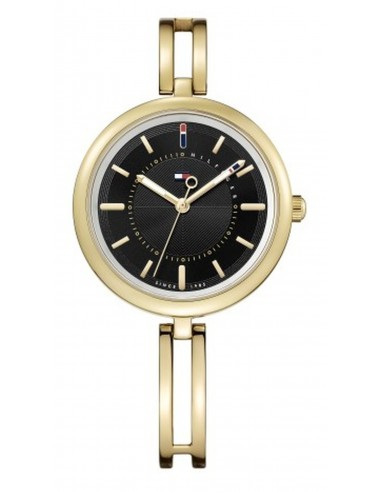 Chic Time   Montre Femme Tommy Hilfiger Maisy 1781726 Or    Prix : 169,00€