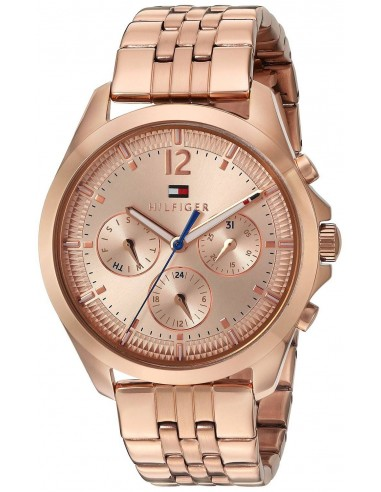 Chic Time | Montre Femme Tommy Hilfiger 1781700 Or Rose  | Prix : 219,00 €