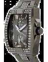 Chic Time | Montre Femme Guess U14502L1 Prism Noire Bracelet En Acier  | Prix : 199,90€