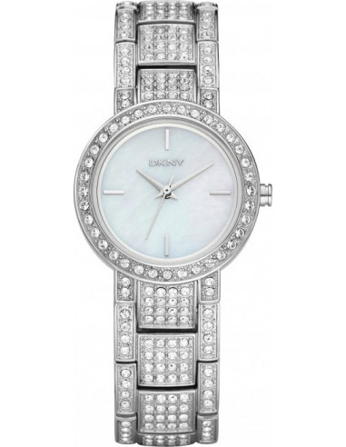 Chic Time | Montre Femme DKNY NY8051 Argent  | Prix : 205,00€
