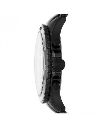 Chic Time | Montre Homme Fossil Crewmaster CH3073 Noir  | Prix : 132,99€