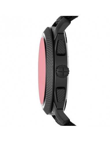 Chic Time | Montre Homme Fossil Machine FS5235 Noir  | Prix : 149,00€