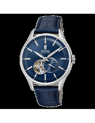 Chic Time | Montre Homme Festina Trend F16975/2 Bleu  | Prix : 249,00€