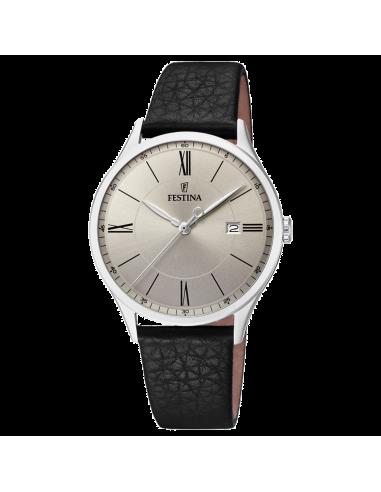 Chic Time | Montre Homme Festina Trend F16978/2 Noir  | Prix : 109,00€