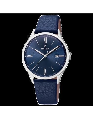 Chic Time | Montre Homme Festina Trend F16978/3 Bleu  | Prix : 109,00€
