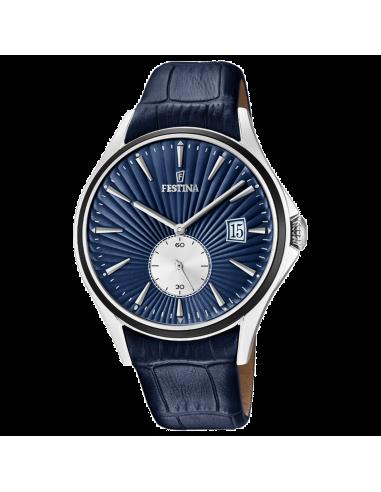 Chic Time | Montre Homme Festina Trend F16980/3 Bleu  | Prix : 128,00€