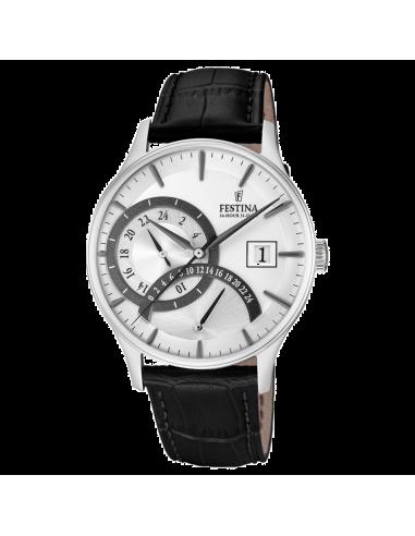 Chic Time | Montre Homme Festina F16983/1 Noir  | Prix : 148,00€