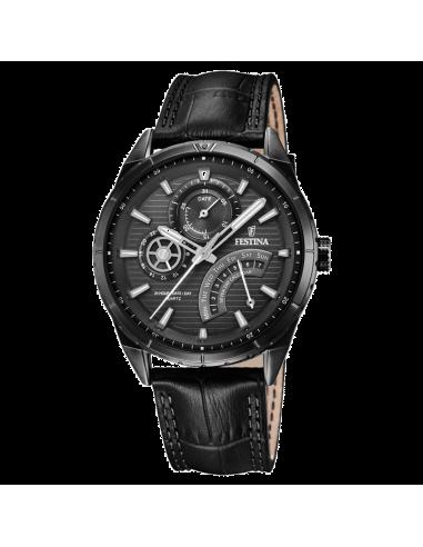 Chic Time   Montre Homme Festina F16989/1 Noir    Prix : 138,00€