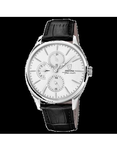 Chic Time | Montre Homme Festina F16992/1 Noir  | Prix : 108,99€