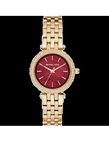 Chic Time   Montre Femme Michael Kors Darci MK3583 Or    Prix : 259,00€
