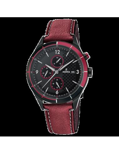 Chic Time | Montre Homme Festina F16994/3 Rouge  | Prix : 159,00€