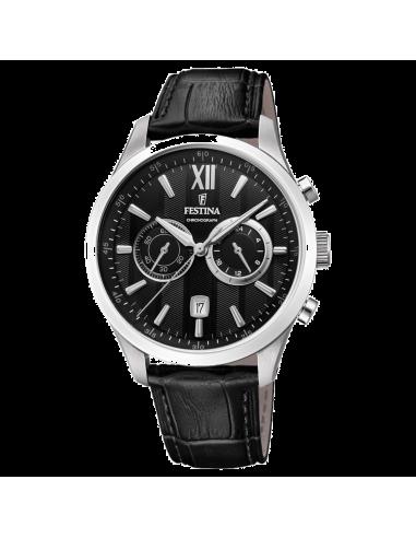 Chic Time | Montre Homme Festina Sport F16996/4 Noir  | Prix : 119,00€