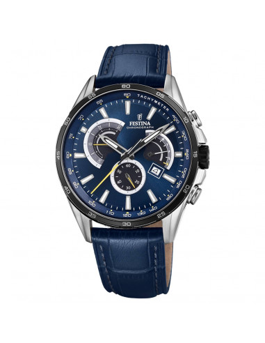 Chic Time   Montre Homme Festina Sport F20201/3 Bleu    Prix : 156,00€