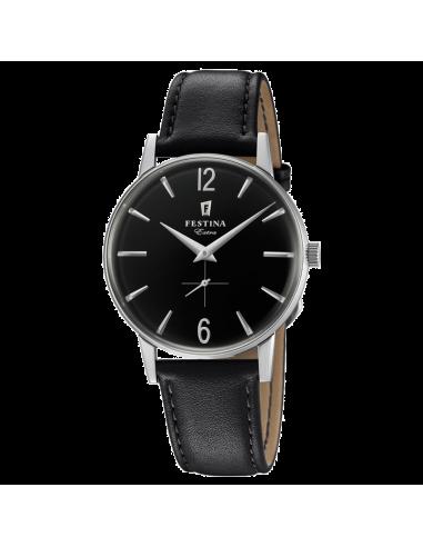 Chic Time | Montre Homme Festina Extra F20248/4 Noir  | Prix : 139,00€