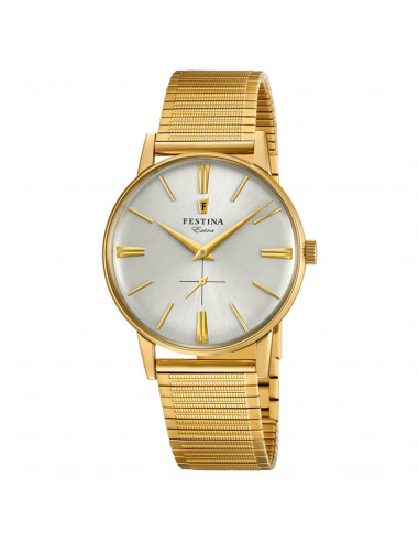 Chic Time   Montre Homme Festina Extra F20251/1 Or    Prix : 149,00€