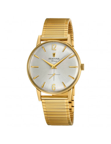 Chic Time   Montre Homme Festina Extra F20251/2 Or    Prix : 152,00€