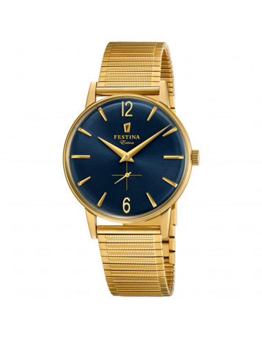 Chic Time | Montre Homme Festina Extra F20251/4 Or  | Prix : 163,00€