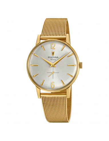Chic Time | Montre Homme Festina Extra F20253/1 Or  | Prix : 136,99€