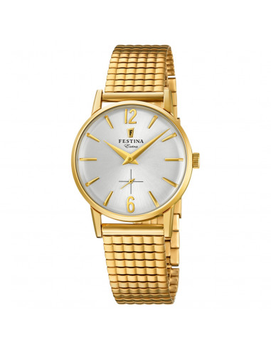 Chic Time | Montre Femme Festina Extra F20257/1 Or  | Prix : 47,25 €