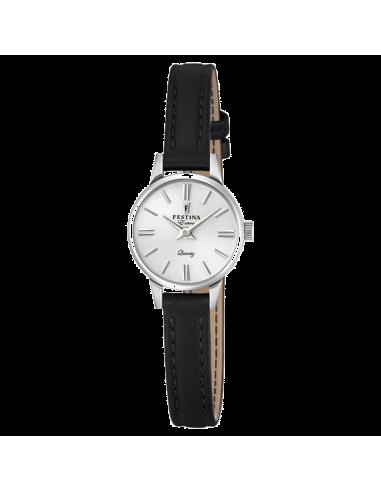 Chic Time | Montre Femme Festina Extra F20260/1 Noir  | Prix : 24,75€