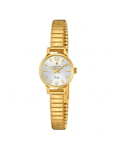 Chic Time | Montre Femme Festina Extra F20263/1 Or  | Prix : 37,25 €