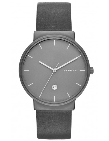 Chic Time | Montre Homme Skagen Ancher SKW6320 Gris  | Prix : 143,20 €