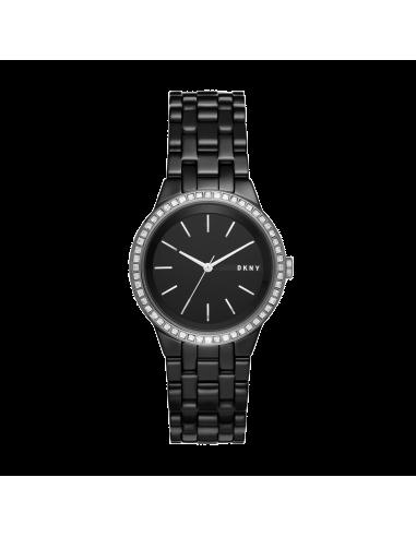 Chic Time   Montre Femme DKNY Park Slope NY2529 Noir    Prix : 270,00€
