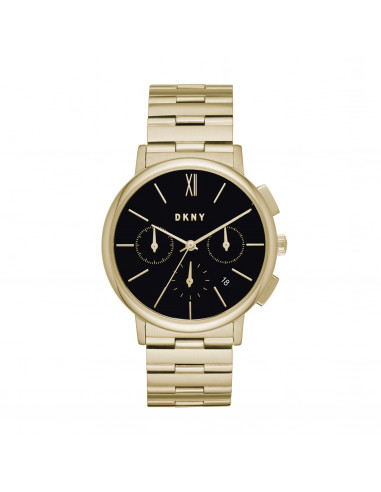 Chic Time   Montre Femme DKNY Willoughby NY2540 Or    Prix : 208,99€