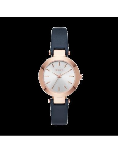 Chic Time | Montre Femme DKNY Stanhope NY2579 Bleu  | Prix : 119,00€