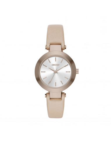 Chic Time | Montre Femme DKNY Stanhope NY2457 Beige  | Prix : 119,00€
