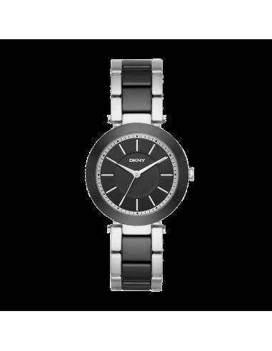 Chic Time   Montre Femme DKNY Stanhope NY2499 Noir    Prix : 219,00€