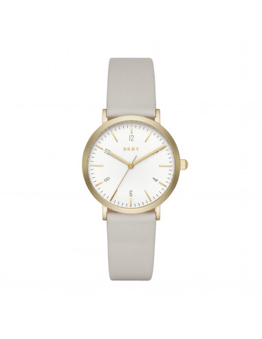 Chic Time | Montre Femme DKNY Minetta NY2507 Gris  | Prix : 110,99€