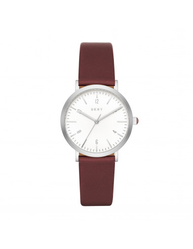Chic Time | Montre Femme DKNY Minetta NY2508 Rouge  | Prix : 132,99€