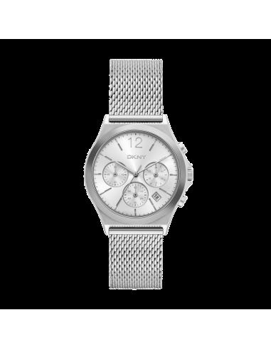Chic Time   Montre Femme DKNY Parsons NY2484 Argent    Prix : 179,00€