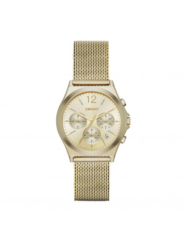 Chic Time | Montre Femme DKNY NY2485 Or  | Prix : 199,00€