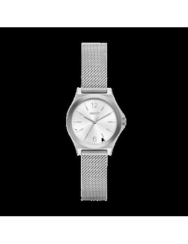 Chic Time | Montre Femme DKNY Parsons NY2488 Argent  | Prix : 78,00€