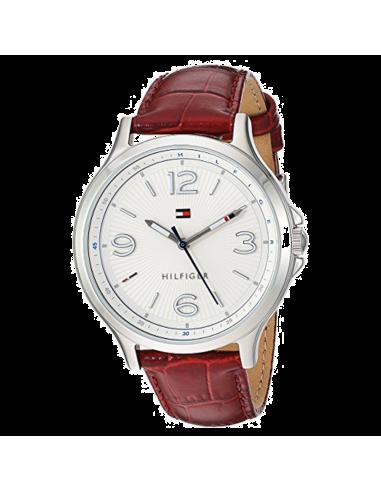 Chic Time | Montre Femme Tommy Hilfiger 1781709 Rouge  | Prix : 149,00€