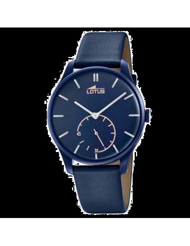 Chic Time   Montre Homme Lotus L18359/1 Bleu    Prix : 129,00€