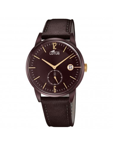Chic Time | Montre Homme Lotus L18363/1 Marron  | Prix : 139,00 €