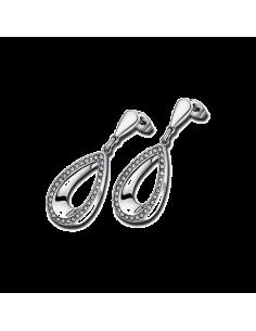 Chic Time | Boucles d'oreilles Lotus Style Rainbow LS1781-4/1  | Prix : 15,60€