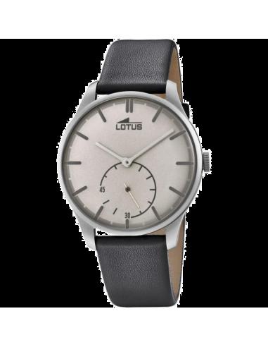 Chic Time | Montre Homme Lotus L18358/1 Noir  | Prix : 109,00€