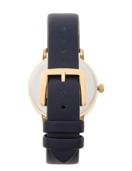 Chic Time   Montre Femme Kate Spade Metro KSW1200 Bleu    Prix : 159,20€