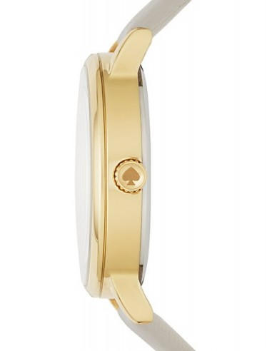Chic Time | Montre Femme Kate Spade Metro KSW1198 Beige  | Prix : 159,20 €