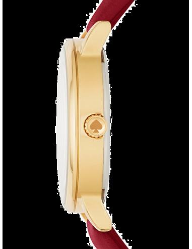 Chic Time | Montre Femme Kate Spade Metro KSW1199 Rouge  | Prix : 159,20€
