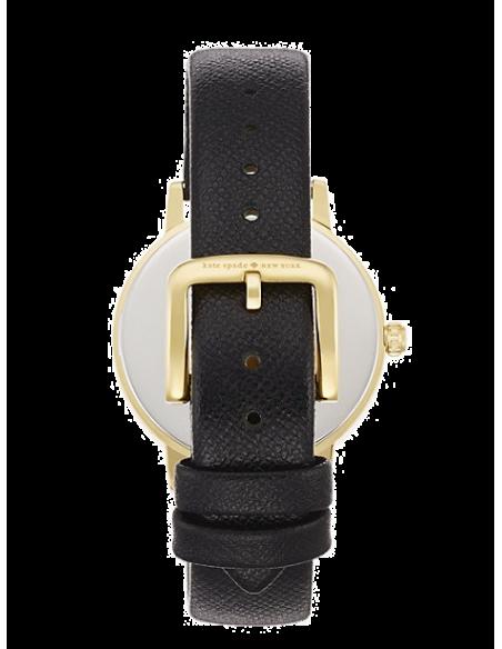 Chic Time | Montre Femme Kate Spade Metro KSWB0790 Noir  | Prix : 159,20€