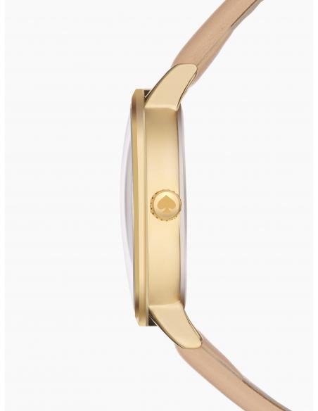 Chic Time | Montre Femme Kate Spade Metro KSWB0586 Beige  | Prix : 159,20€
